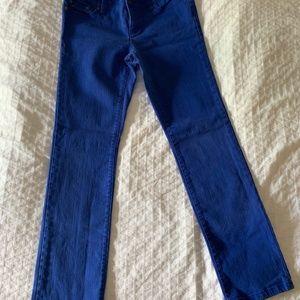 Hyper Blue Jeans